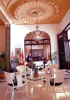 Hotel Hotel Inglaterra Lounge/Empfang