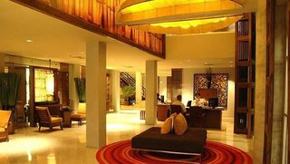 Hotel Triple Two on Silom Lounge/Empfang
