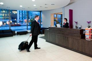Hotel Mercure am Alexanderplatz Berlin Lounge/Empfang
