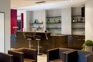 Hotel Mercure am Alexanderplatz Berlin Bar