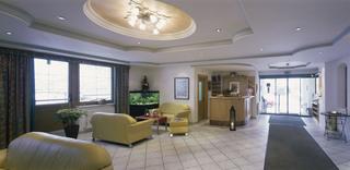 Hotel Alpenhotel Ramsauerhof Lounge/Empfang