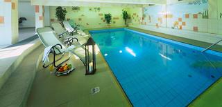 Hotel Alpenhotel Ramsauerhof Hallenbad