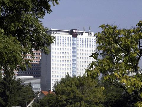 NH Danube City Vienna