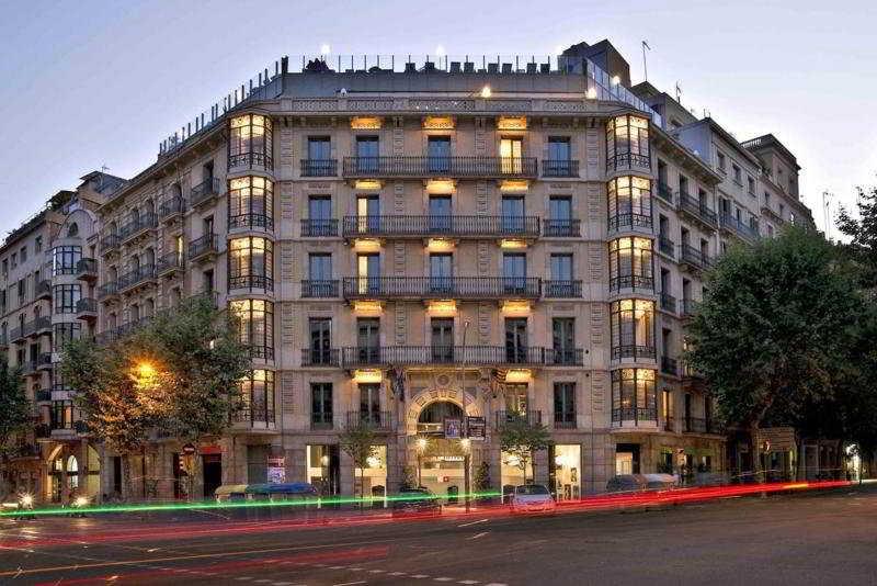Axel Hotel Barcelona & Urban Spa - Erwachsenenhotel