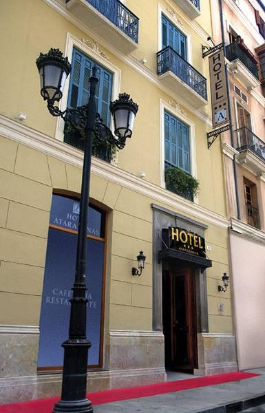Hotel Atarazanas Malaga