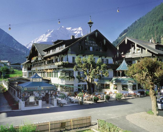 Alpendomizil Neuhaus & Nebenhäuser
