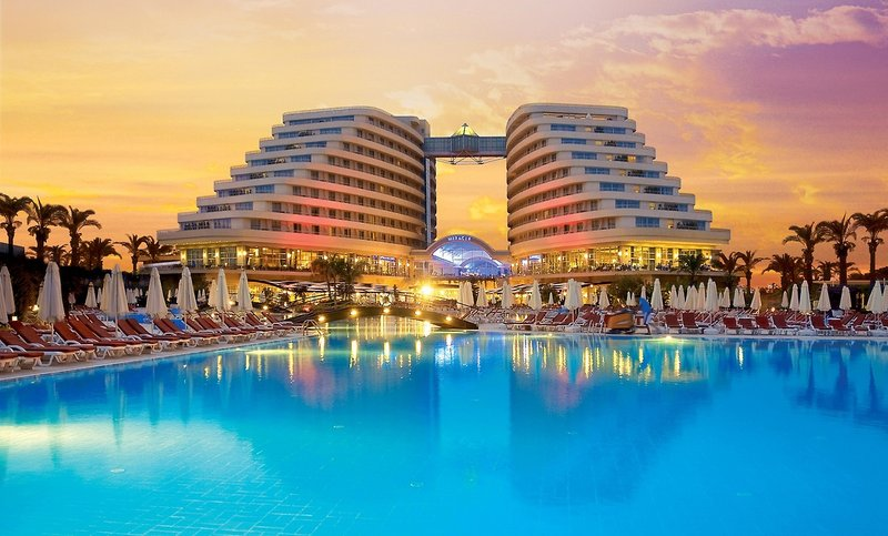 Miracle Resort in Antalya Türkei