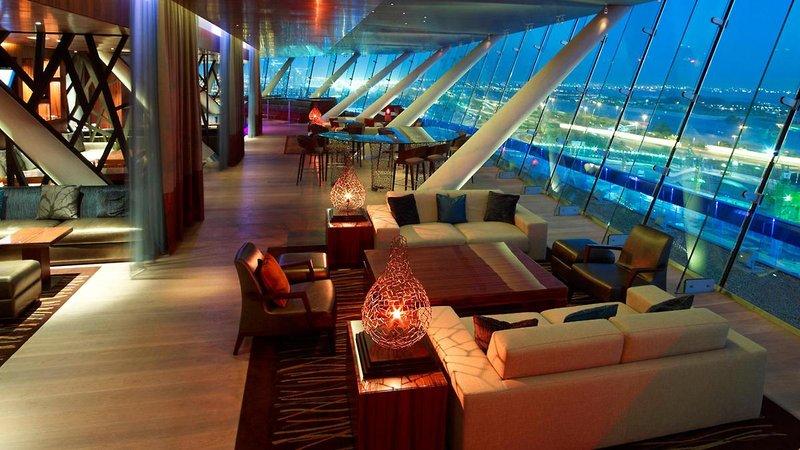 Abu Dhabi im Hotel Aloft