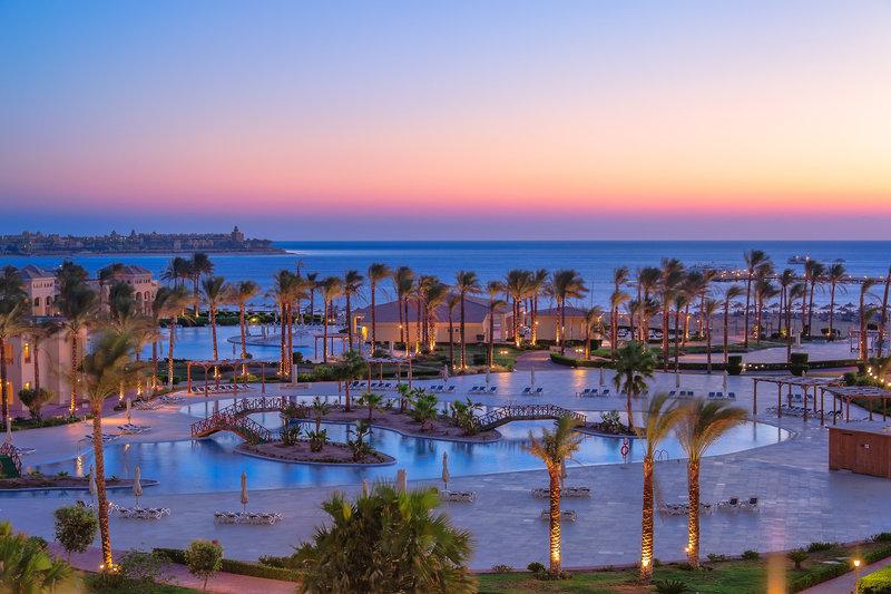 Schönes Strandhotel an der Makadi Bay