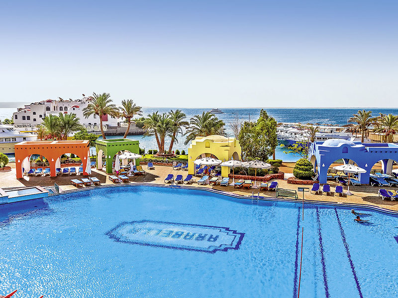 All Inclusive Hurghada Arabella Azur Resort