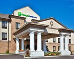 Holiday Inn Express Hotel & Suites Crawfordsville, Indianapolis - namestitev