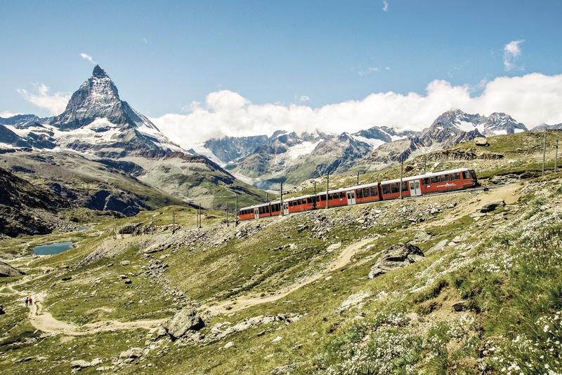 Die schönsten Berge der Schweizer Alpen
