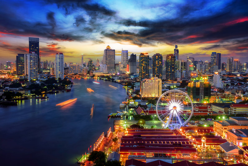 AIRY Suvarnabhumi Hotel Stadtansicht
