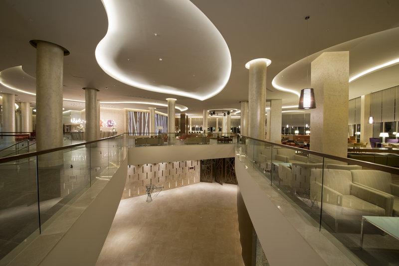 TUI SENSATORI Resort Turkey Lounge/Empfang