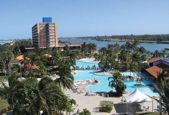 Gran Caribe Puntarena Beach Fun Pool