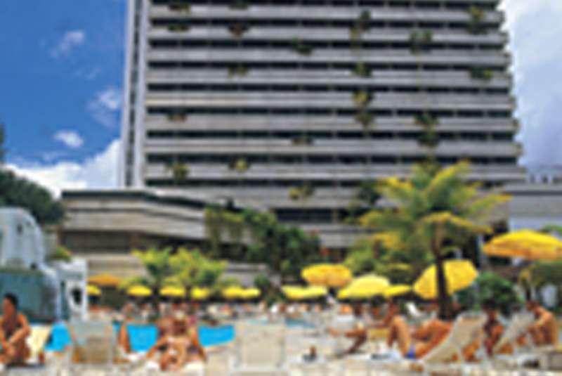 Mar Hotel Conventions Außenaufnahme