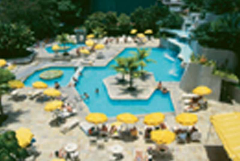 Mar Hotel Conventions Pool