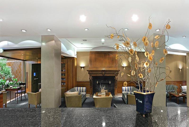 Lafayette Lounge/Empfang