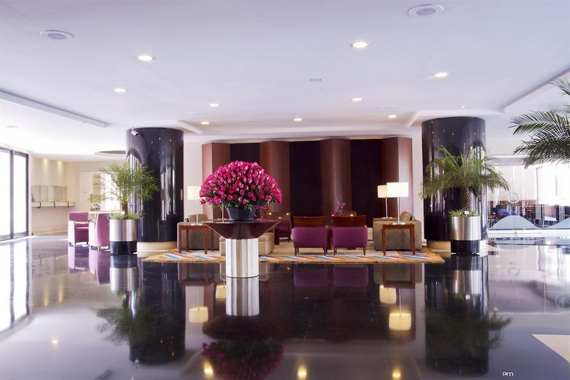 GHL Capital Lounge/Empfang