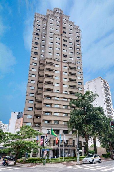 TRYP Sao Paulo Jesuino Arruda Hotel Außenaufnahme