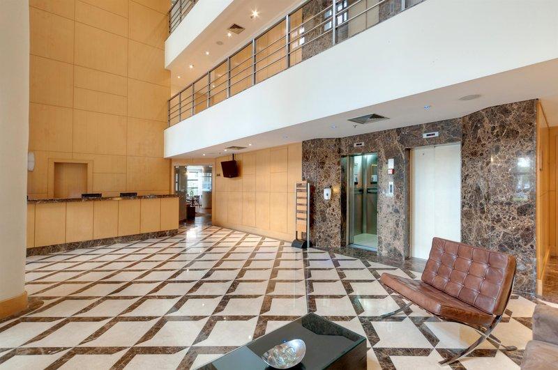 TRYP Sao Paulo Jesuino Arruda Hotel Lounge/Empfang