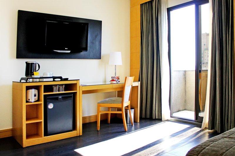 TRYP Sao Paulo Jesuino Arruda Hotel Wohnbeispiel