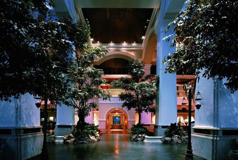 Grand Hyatt Erawan Lounge/Empfang