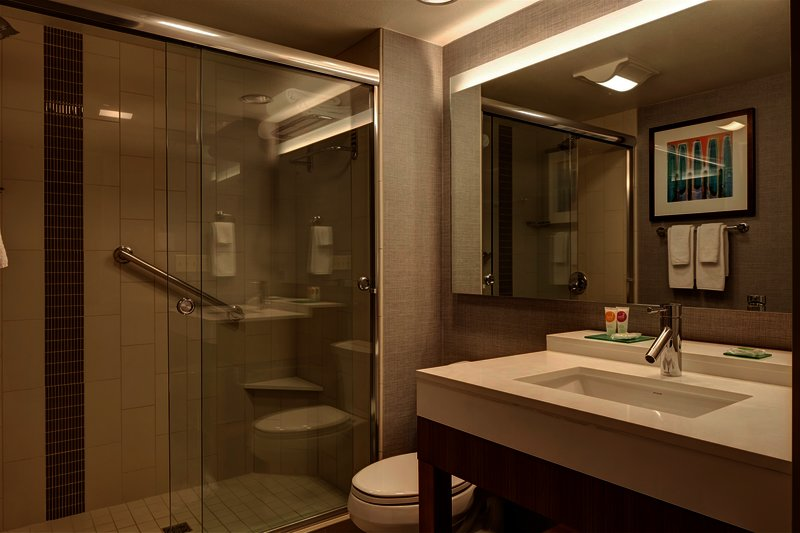 Hyatt Place Orlando/Lake Buena Vista Badezimmer