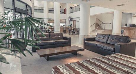 Wyndham Sao Paulo Berrini Lounge/Empfang