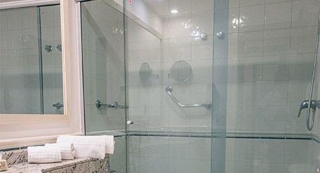 Wyndham Sao Paulo Berrini Badezimmer