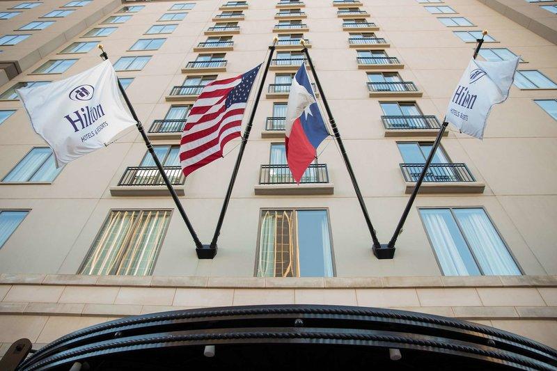 Hilton Dallas Park Cities Außenaufnahme