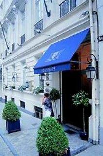 Stanhope Hotel Brussels by Thon Hotels Außenaufnahme