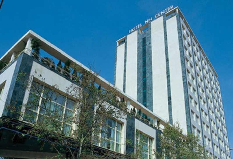 Hotel NH Valencia CenterAuߟenaufnahme