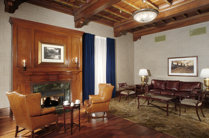 The Tremont Chicago Hotel at Magnificent Mile Lounge/Empfang