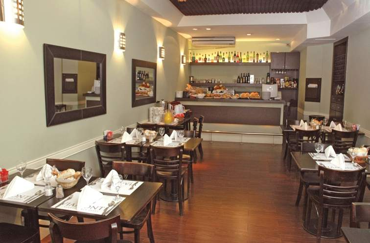 Viamonte Buenos Aires Apart Restaurant