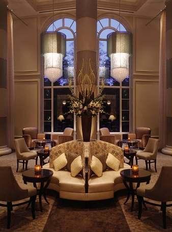 Grand Hyatt Atlanta Buckhead Lounge/Empfang