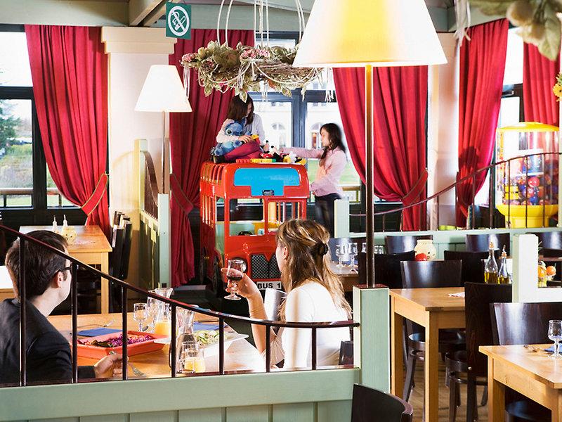 Kyriad at Disneyland ParisRestaurant