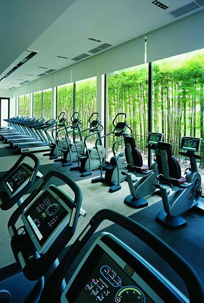 Grand Hyatt Erawan Sport und Freizeit