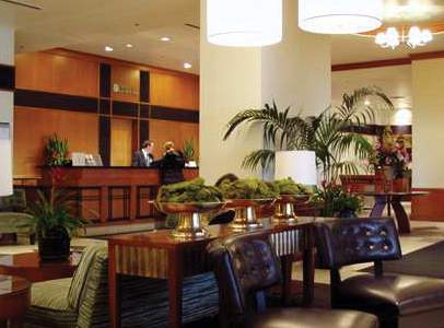 Hilton Garden Inn Chicago Downtown Magnificent Mile Lounge/Empfang