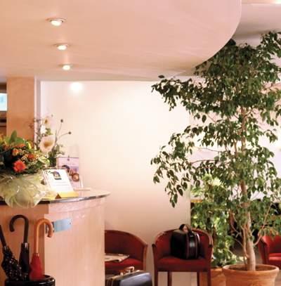 Best Western Astoria Lounge/Empfang