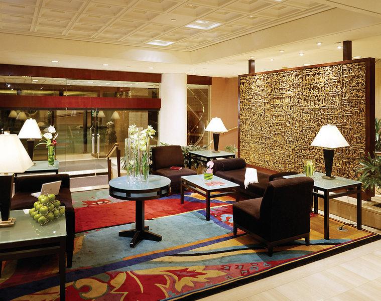 Metropolitan Lounge/Empfang