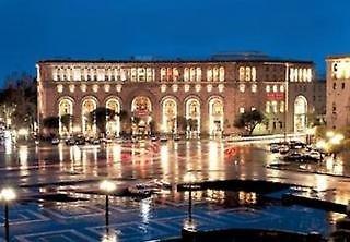 Armenia Marriott Hotel Außenaufnahme