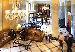 Armenia Marriott Hotel Lounge/Empfang