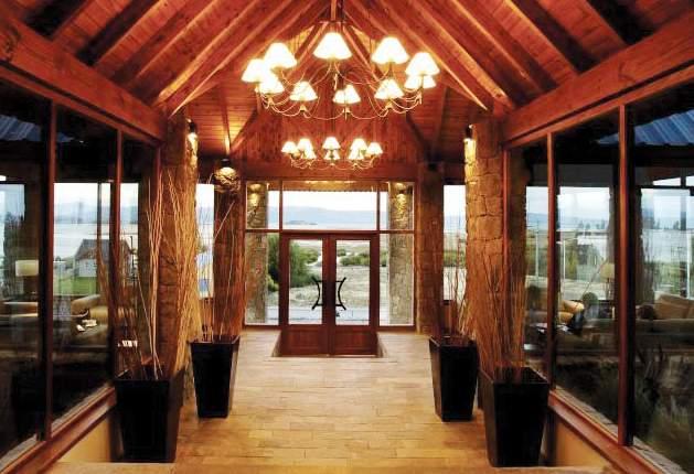 Mirador del Lago Lounge/Empfang