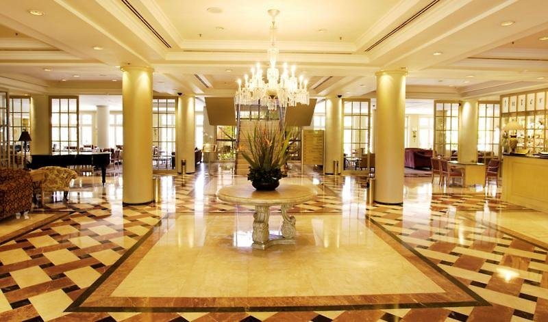 Iguazu Grand Resort Spa & Casino Lounge/Empfang