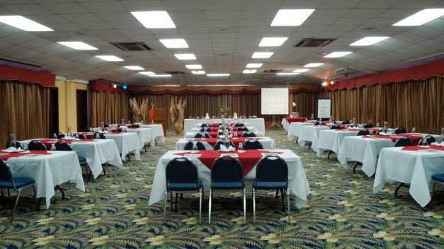 Grafton Beach Resort Konferenzraum