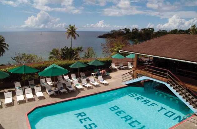 Grafton Beach Resort Pool