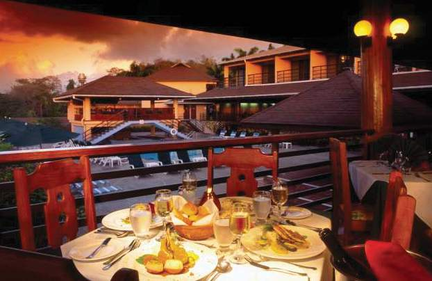 Grafton Beach Resort Restaurant