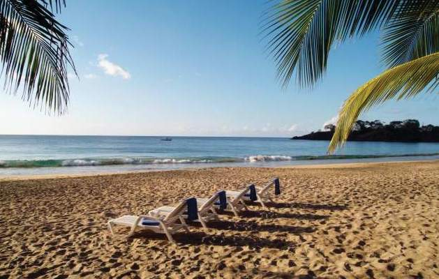 Grafton Beach Resort Strand