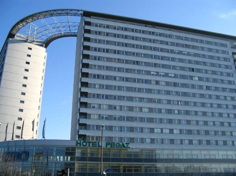 InterHouse Hotel  Außenaufnahme
